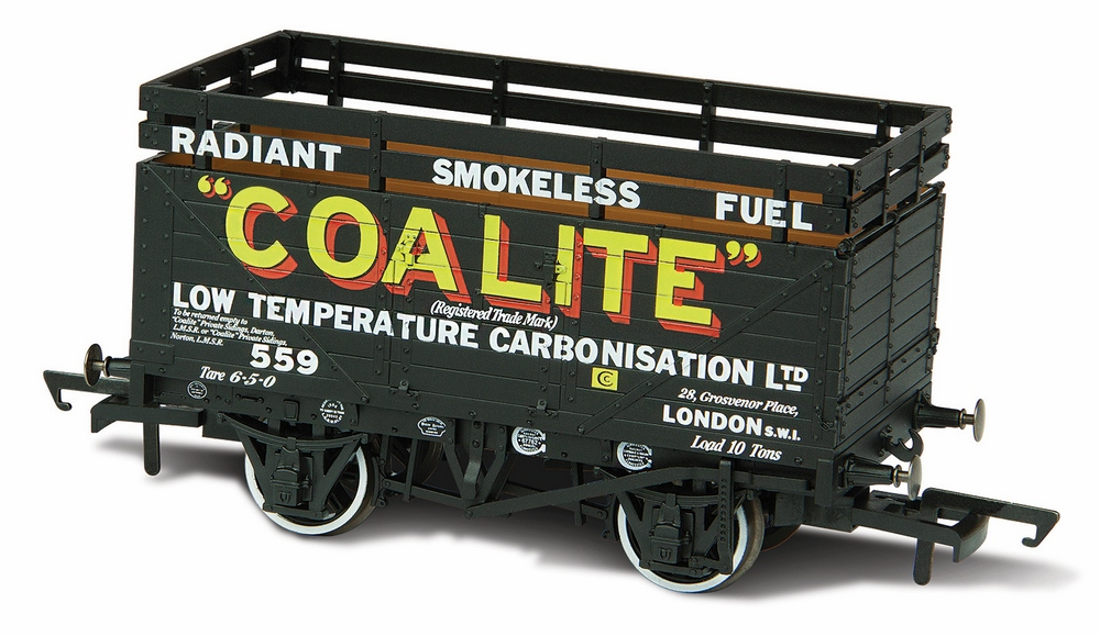 OR76CK7002 - Coalite Coke Wagon